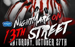 Nightmare on 13th Street