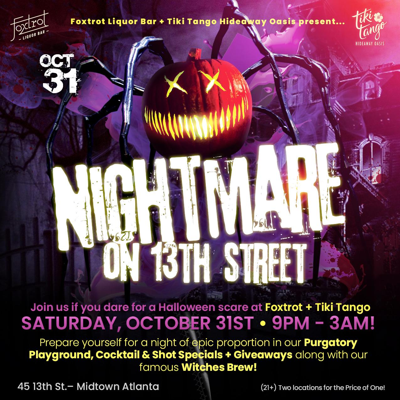 Nightmare on 13th Street