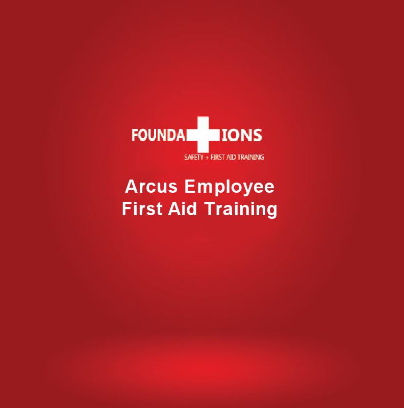 Arcus Employee First Aid Training