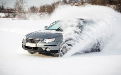 KEYS TO SAFE DRIVING THIS WINTER