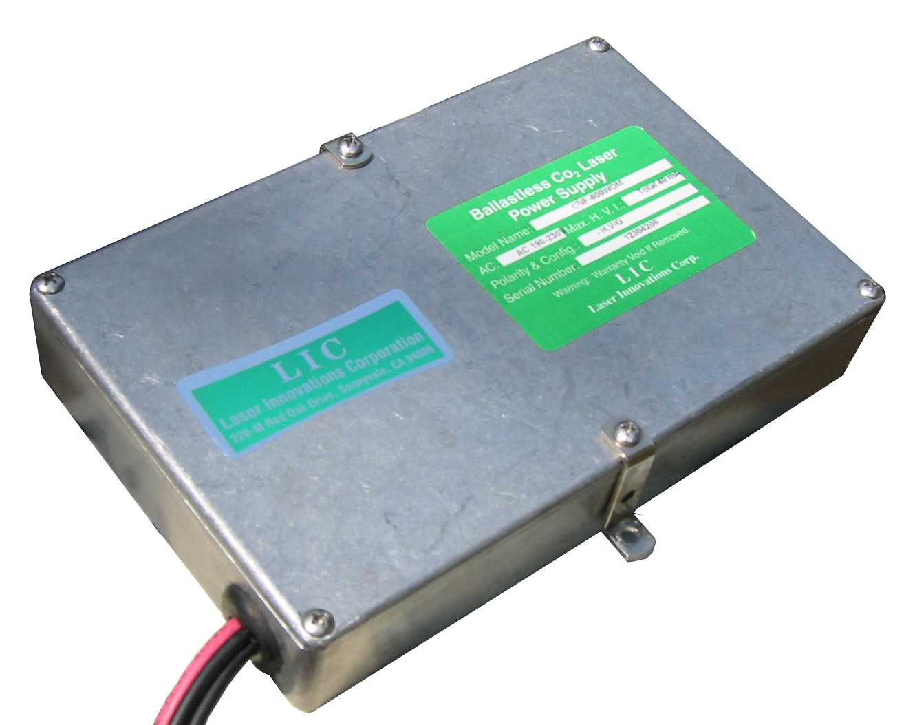 CPZ-200 - Ultra Compact CO2 Laser Power Supply