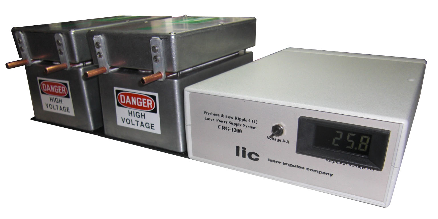 CRG-1200 - Ultra Stable CO2 Laser Power Supply System