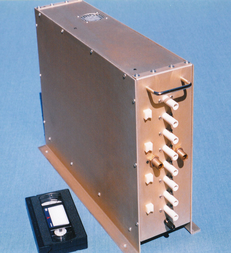CSF-25000/8 – 25KW Multi-Channel CO2 laser power supply