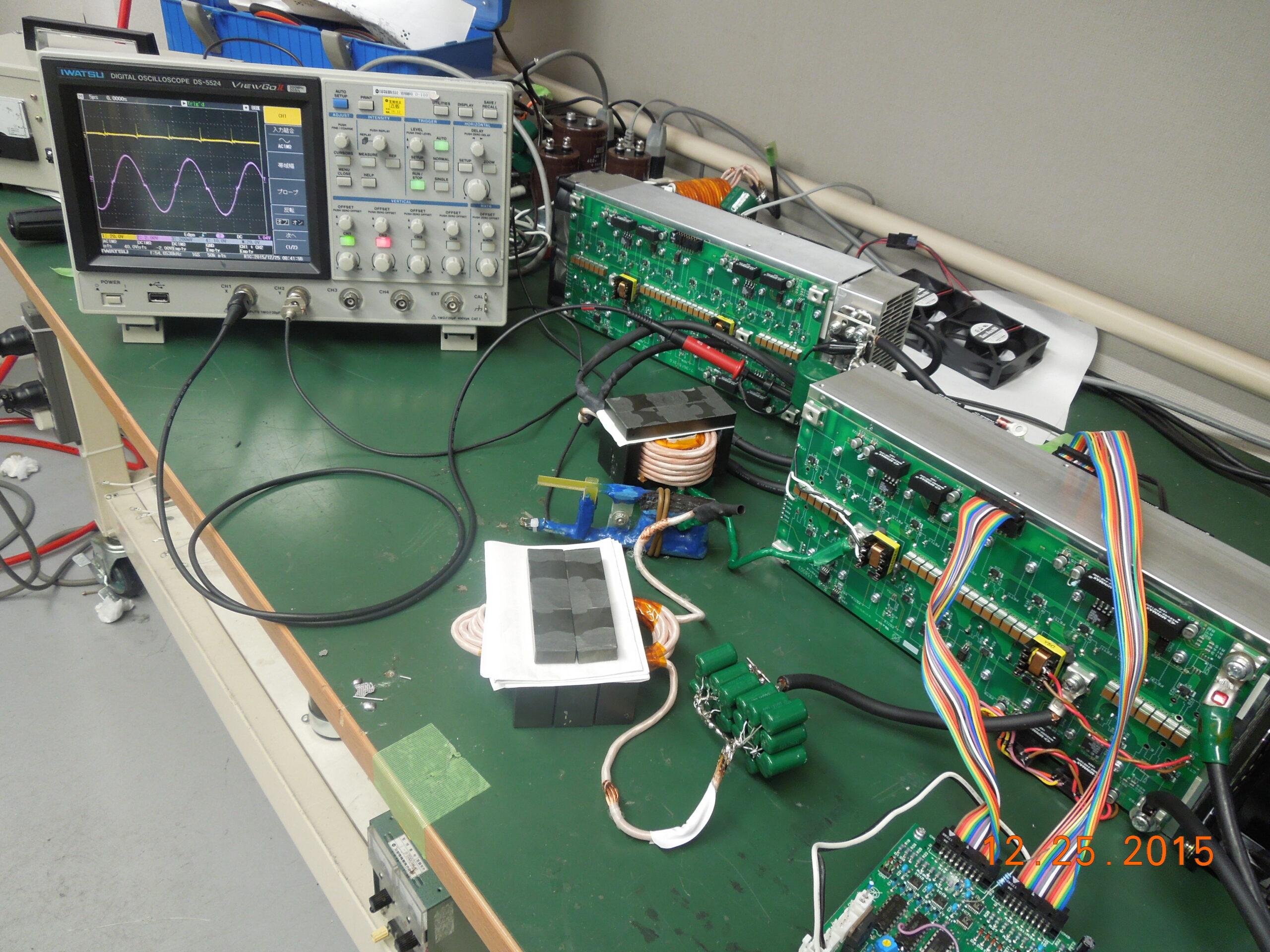 Efficient Power Electronics – Grid Connected Inverter