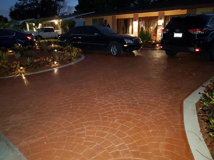 Driveway Upgrade Miami Dade