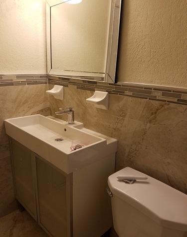 Apelles Bathroom Remodel