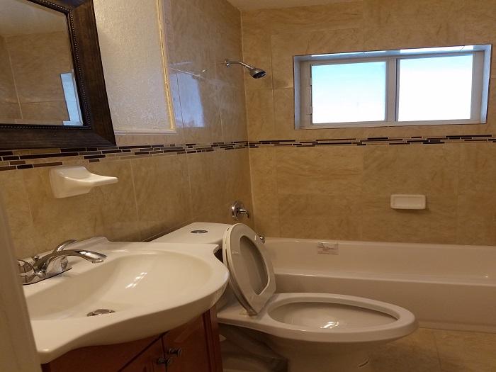 Bathroom Remodel Upgrade North Miami, FL
