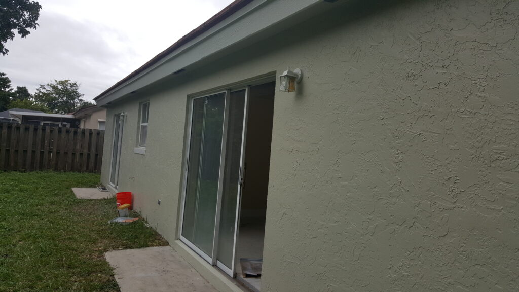 Painting Contractor - Miami Project