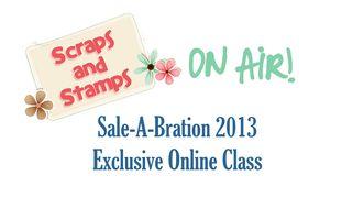 Sale-a-Bration Online Class