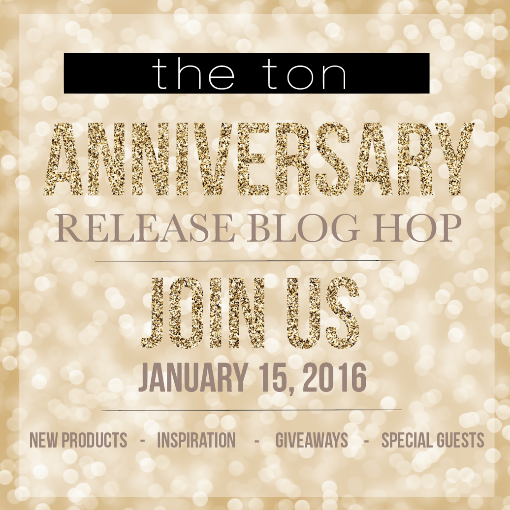 The Ton Blog Hop Badge