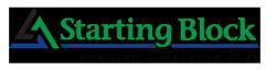 Starting Block Running & Walking Gear Logo