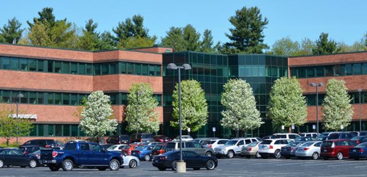 photo of clifton park office