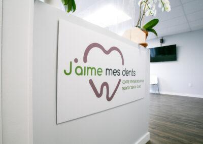 Clinique de dentisterie pédiatrique Jaime mes dents