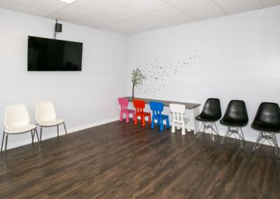 Salles d'attente VIP pour les patients   Jaime mes dents