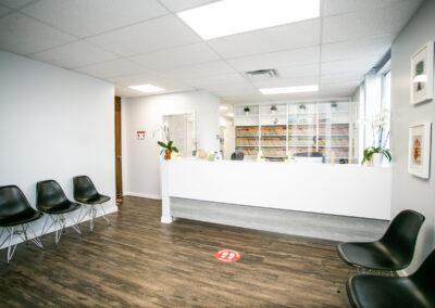 Reception | children dental care | Jaime mes dents
