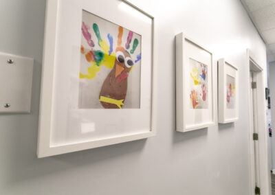 Gallery | kids dentistry treatment room | Jaime mes dents