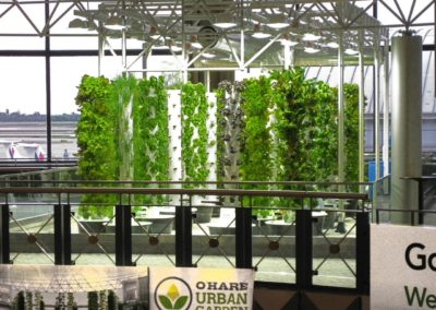 O'Hare Airport Urban Garden, Chicago