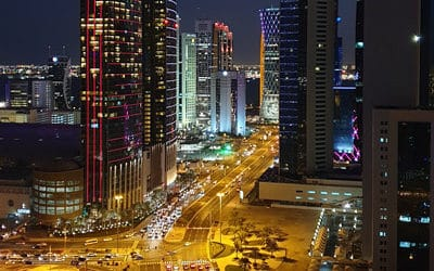 Thank you, Qatar for welcoming Tower Garden® technology!