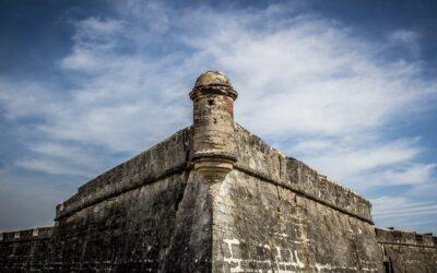 Saint Agustine: ciudad antigua y misteriosa