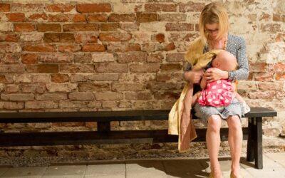 Receso en el trabajo para madres que amamantan