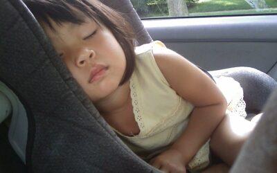 Importancia de Car Seats y seguridad del niño pasajero