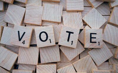 Poder ciudadano: registrarse antes del 5 de octubre y votar