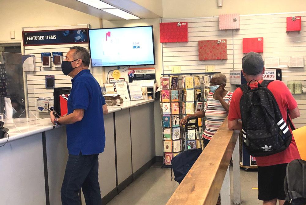 Servicio Postal de EEUU en crisis: suspensiones de envíos