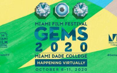 Festival de Cine Gems de Miami: del 8 al 11 de Octubre
