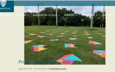Deering Estate presenta Facing Gaia de Sinisa Kukec