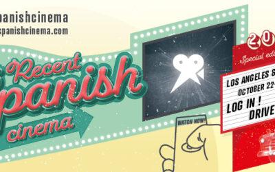 Especial de cine español virtual y en autocines