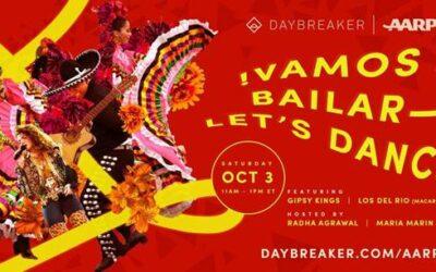 ¡Vamos a Bailar—Let's Dance!