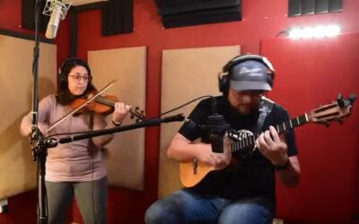 Músicos venezolanos vibran música folcrórica de su tierra en Miami con +58