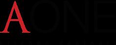 A-One logo_colour black