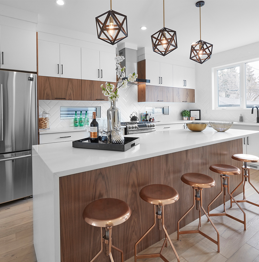 A One Kitchen Cabinets Custom Kitchens Edmonton