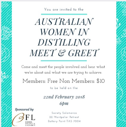 Australian Women In Distilling