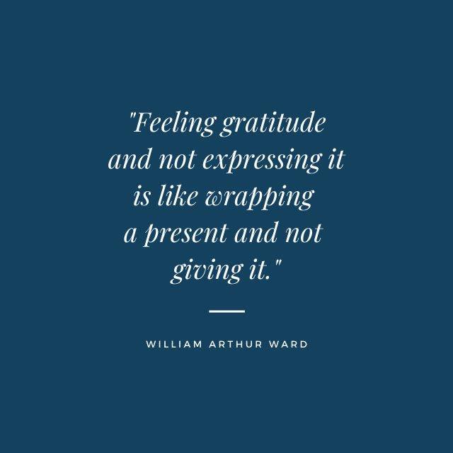 Barrels of Gratitude – Our Final Week