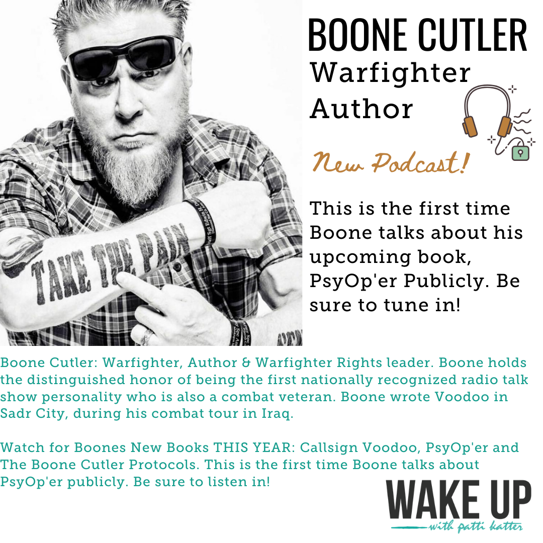 EXCLUSIVE Interview With Author & Warfighter: Boone Cutler
