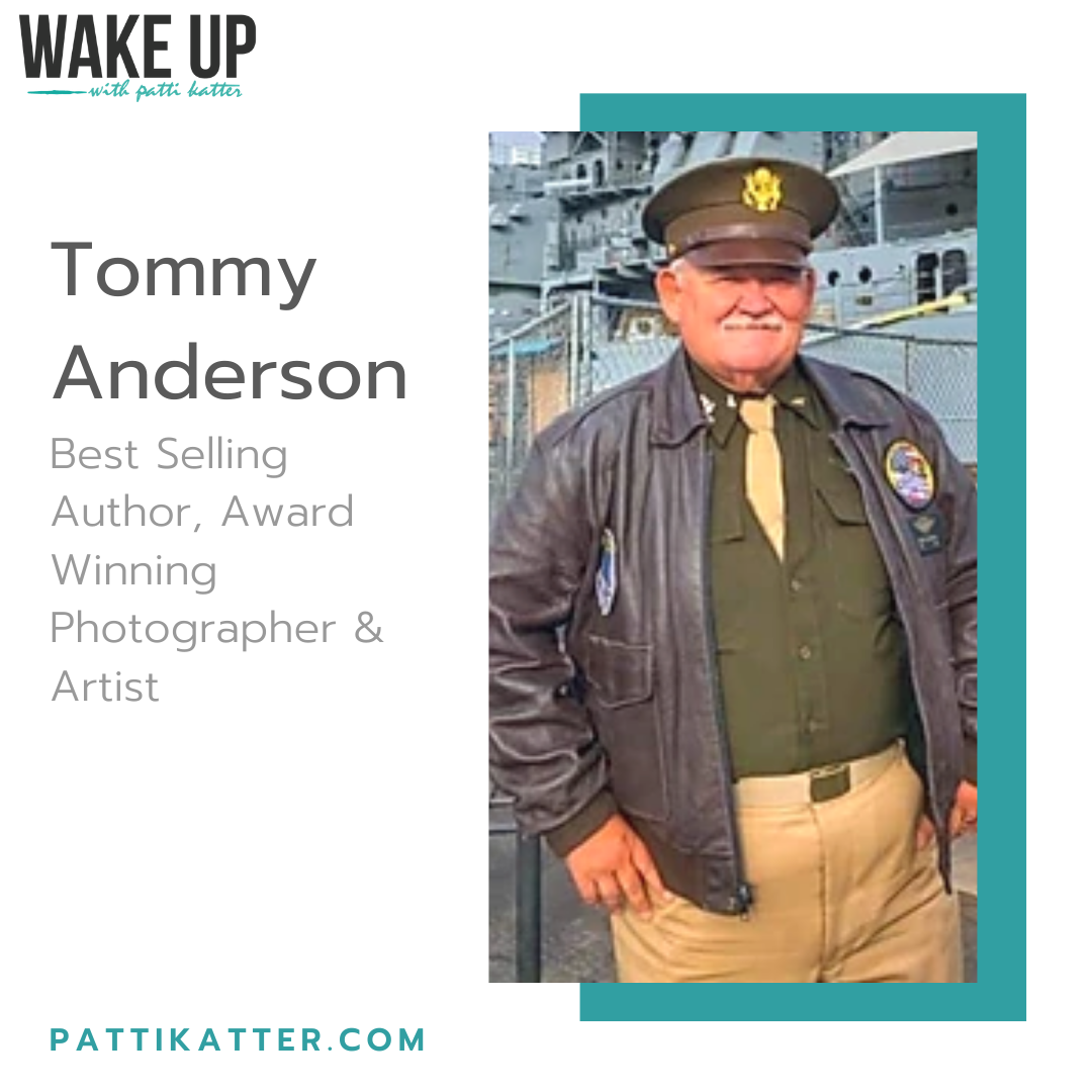 Tommy Anderson: Best Selling Author, Award Winning Photographer & Artist