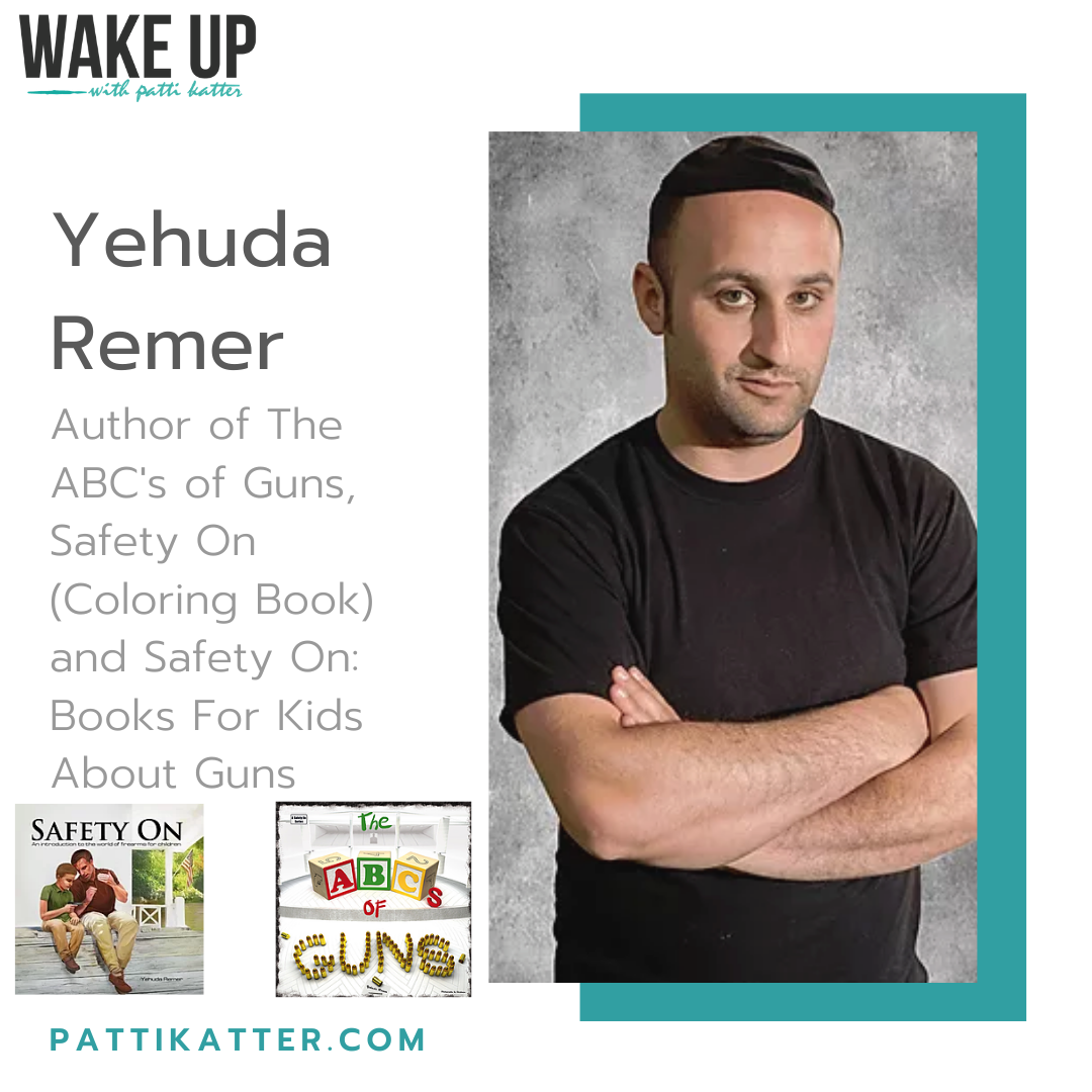 Yehuda Remer: Author of The ABC's of Guns, Safety On (Coloring Book) and Safety On: Books For Kids About Guns