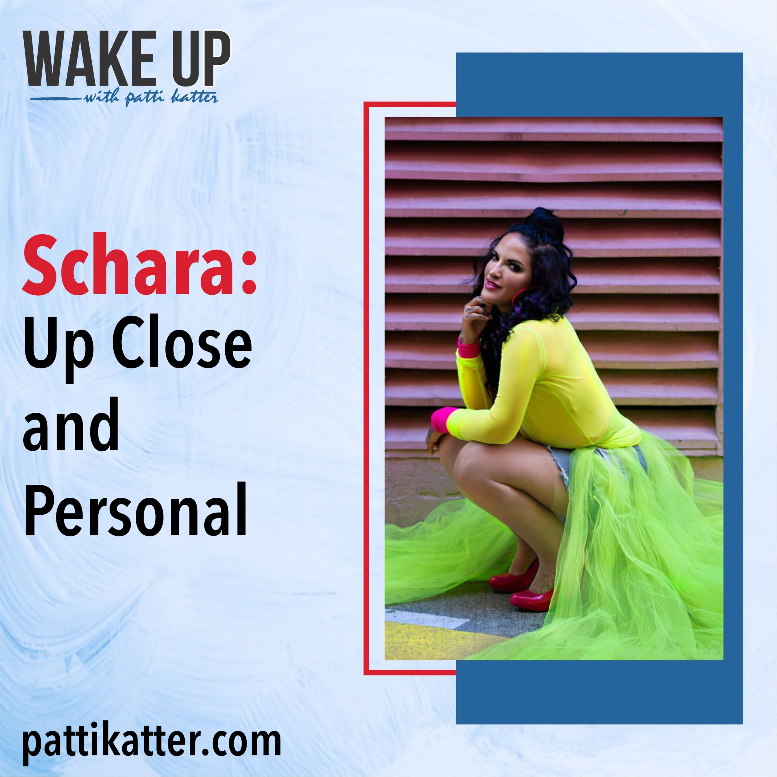 Music Artist Schara: Up Close and Personal