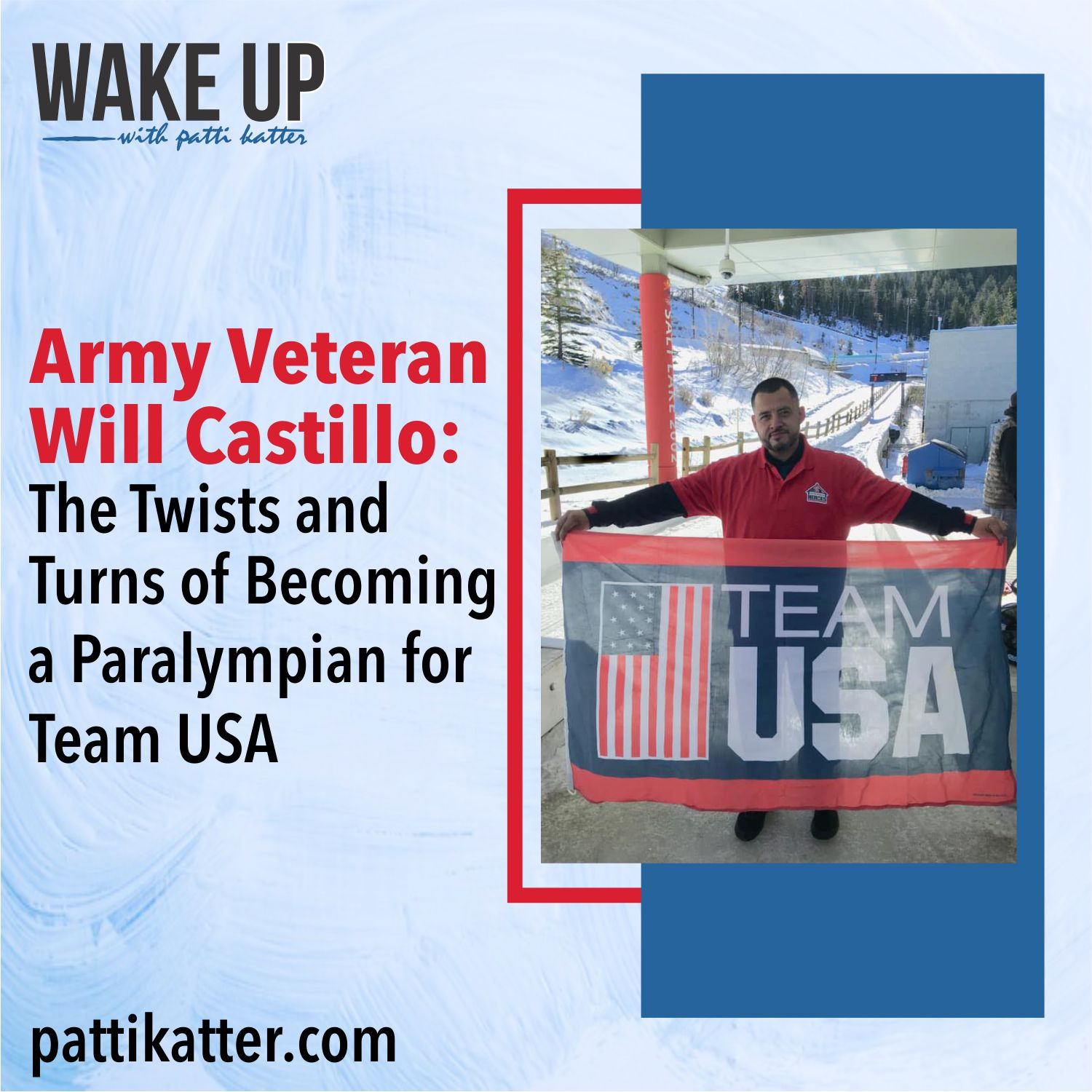 Army Veteran Will Castillo: The Twists and Turns of Becoming a Paralympian for Team USA