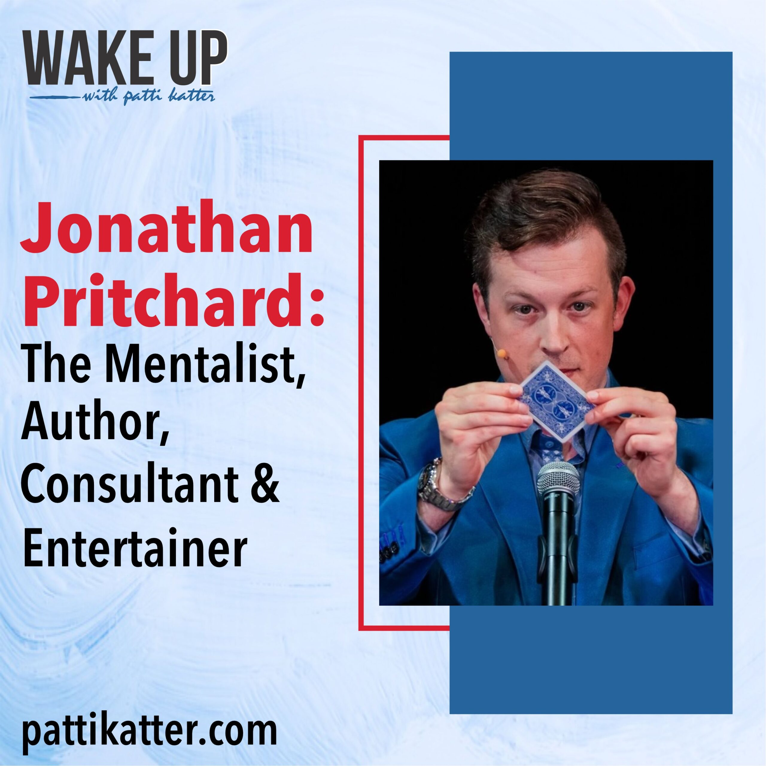 Jonathan Pritchard: The Mentalist, Author, Consultant & Entertainer