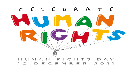 Human Rights Day Logo