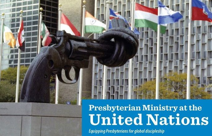 Presbyterian Ministry at the UN photo