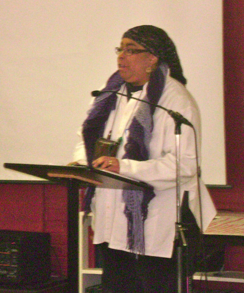 Rev. Sala W.J. Nolan Gonzales