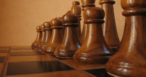 "chess pieces, photo by ""jonasjonas"""