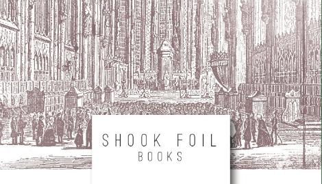 shook foil books