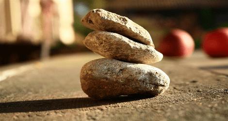 stones, photo by Radoslaw Piekarz