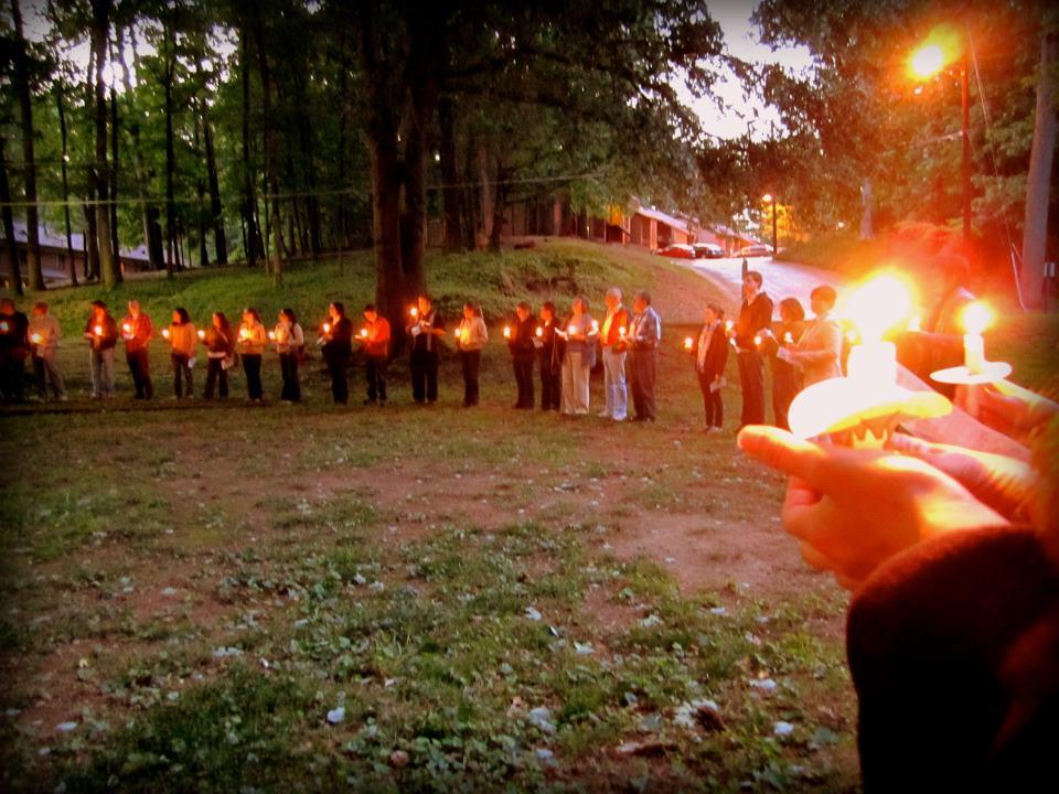 Columbia Seminary Prayer Vigil