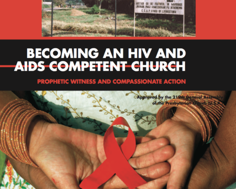 Becoming an HIV and AIDS Competent Church